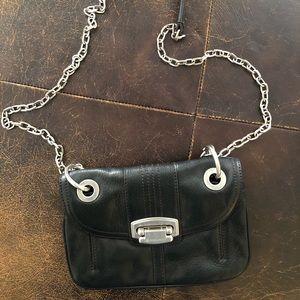 B. Makowsky Leather Crossbody